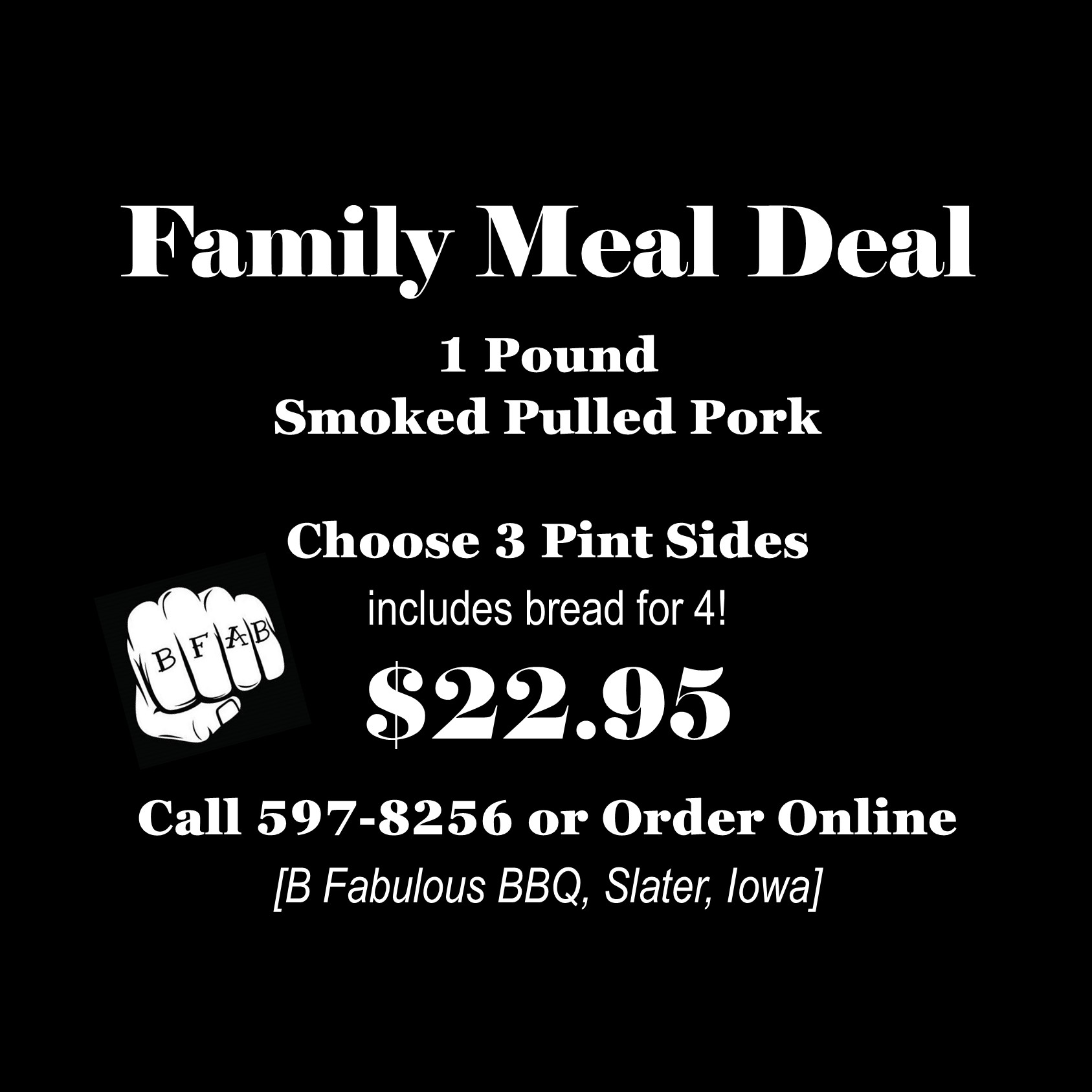 family-meal-deal